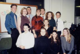12/13/01 Cast of