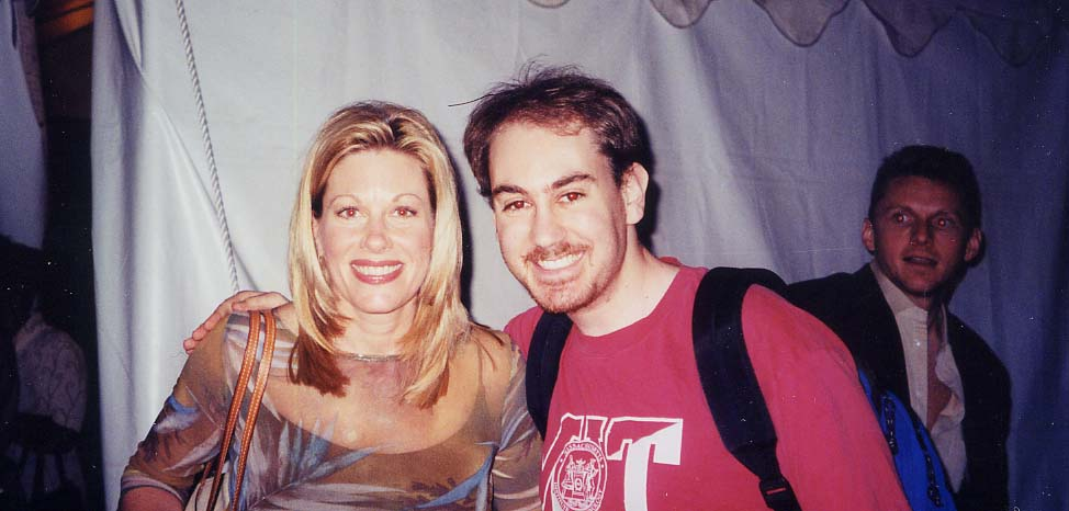 Me and Marin Mazzie!