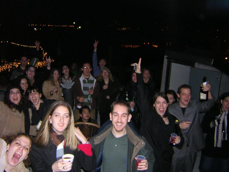 Picture from My HUGE First Annual New Year's Eve Bash (Into 2004!!)!