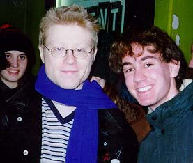 Anthony Rapp and Me After RENT!