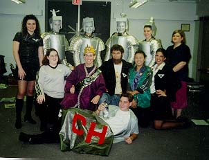 Cast of Robots.